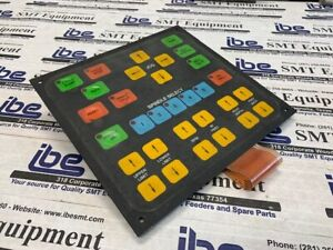 Excellon Automation Cnc 6 Switch Annunciator Pcb 204855 12 W warranty