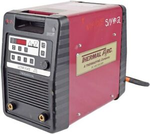 Thermadyne Thermal Arc Ultra Flex 350 Pulse Industrial Dc Inverter Psu Welder
