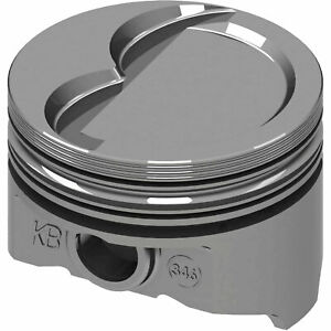 United Engine Machine Kb346 Std 1 Pontiac 400ci Hypereutectic Piston