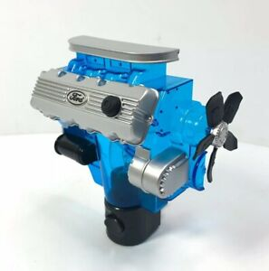 Ford 427 Sohc Cammer Engine Replica Wall Plug In Night Light