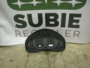 2008 Subaru Outback Instrument Gauge Cluster Speedometer A t 2 5l P n 85014ag51a