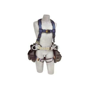 3m Dbi sala Exofit Construction Style Harness With Tool Pouches 1108517 Medium