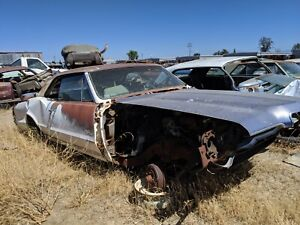 1966 1967 Oldsmobile Cutlass F85 Right Door Hinge Parting Out Complete Car