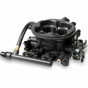 Holley 534 217 Terminator Tbi Efi Service Body 4150 Style 4 Bbl Mounting Flange