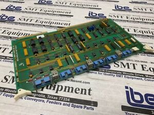 Excellon Automation Tmsi 1 Assembly Board 213402 11 W warranty
