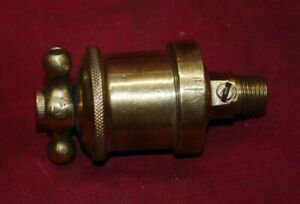 Brass 1 4 Npt Automatic Grease Cup Gas Engine Motor Op24 5