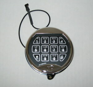 New Nl Electronic Digital Keypad For Swing Roto Bolt System Safe Lock