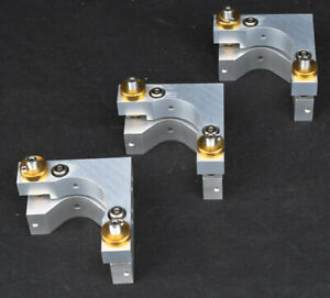 Lot 3 Laser Optic Kinematic Tip Tilt 2 screw Adjuster Holder Filter Mirror Mount