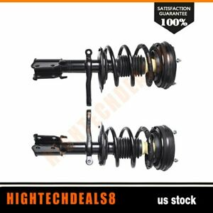 For 1998 2004 Chrysler Concorde Front Complete Struts Shocks Coil Springs 2