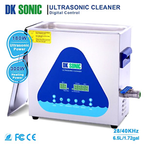 Professional Ultrasonic Cleaner dk Sonic 6l 180w Sonic Cleaner With Heater And