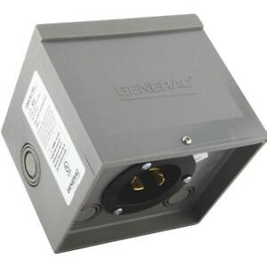 Resin Generator Power Inlet Box 1 Each