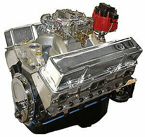 Blueprint Engines Bp3961ctc Small Block Chevy 396ci Stroker Dress Engine