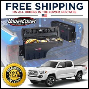 Undercover Swing Case Passenger Side Bed Storage Sc401p 05 19 Toyota Tacoma