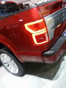 2015 19 F 150 Oem Led With Blind Spot Tail Lamps Lights Pair Rh Lh New Style