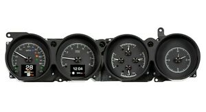 1970 74 Dodge Challenger And 1970 74 Plymouth Cuda With Rallye Dash Black