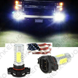 5202 100w Led Fog Driving Light For Chevy Avalanche 2007 2013 6000k Cool White