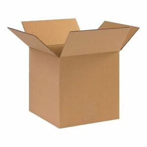 25 10 X 10 X 10 Heavy Duty 44 Ect Shipping Boxes Storage Moving Packing Box
