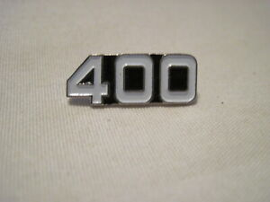 400 Cubic Inch Engine Pontiacchevrolet Hat Pin Lapel Pin Tie Tac