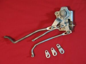 1965 Ford Galaxie 500 Xl 4 Speed Shifter W Linkage Levers Off 390 Toploader