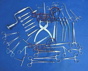 Neuro Surgery Instruments Set Ns 01 By Tid