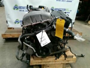 Engine Sedan 3 0l I Rwd Automatic Transmission Fits 06 Bmw 325i 8358064