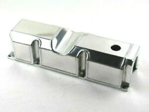 Ford 2 3l Fabricated Aluminum Valve Cover Polished Bpe 2365p