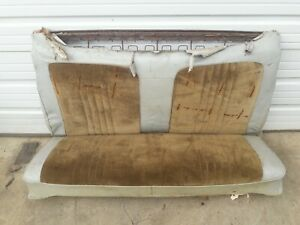 Chevelle Gm A body 1970 1972 Rear Seat 442 Gs Ss 396 Monte Carlo Skylark J16214