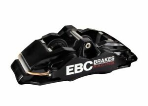 Ebc Racing For 2014 Audi S1 8x Front Right Apollo 4 Black Caliper Ebcbc4101