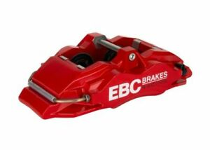 Ebc Racing For 2014 Audi S1 8x Front Left Apollo 4 Red Caliper Ebcbc4101red