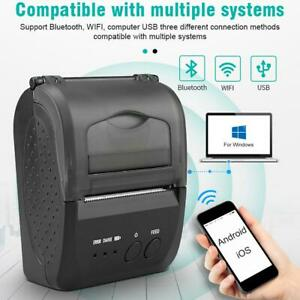 58mm Wifi Usb Bluetooth Receipt Thermal Printer Esc pos Printer For Android Ios