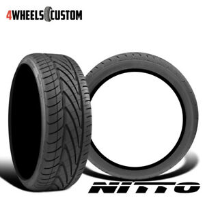 2 X New Nitto Nt geo Neogen 215 40 18 89w Ultra High Performance Tire