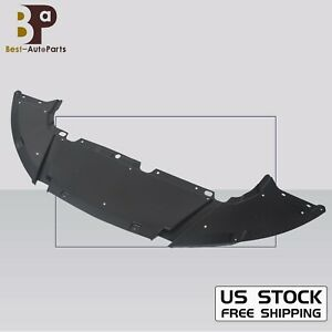New Engine Under Cover Splash Shield For 12 18 Ford Focus Cp9z8310a Fo1228119