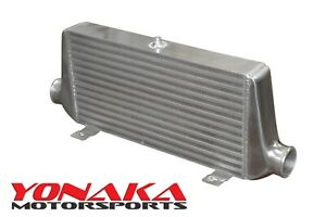 Yonaka 18x9x2 5 Core Front Mount All Aluminum Intercooler Turbo 350hp 26 Long