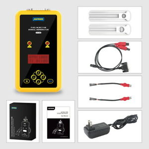 Autool Ct50 Car Diesel Fuel Injector Tester Gas Nozzles Unlimited Pulse Cleaner
