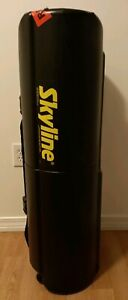 Skyline Mirage Pop up Display 10 Frame With Two Lights And Rolling Case