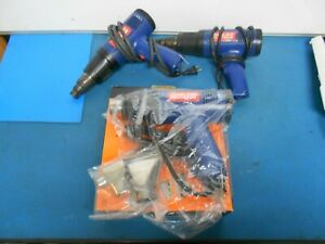 Paladin Tools Pa1873 Variable Speed Heat Gun Paladin Neg 3a Lot Of 3