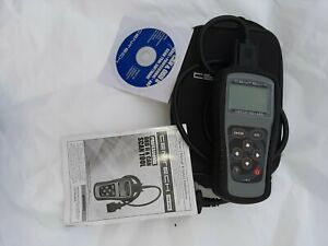 Cen tech Can Obd Ii Scan Tool With Abs Item 60794 W Software And Case