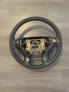 04 05 Oem Honda Element Steering Wheel Leather Gray