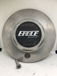 1 Eagle Alloys Wheels Metal Custom Center Cap 6 3 4 Inches Gw15
