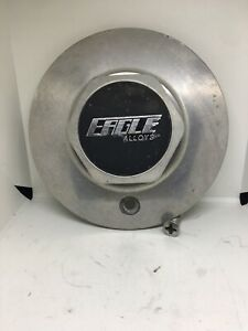 3 Eagle Alloys Wheels Metal Custom Center Cap 6 3 4 Inches Gw15