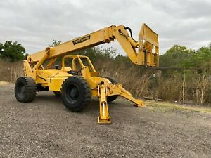 2006 Pettibone 10 000 Lb Capacity Telehandler Reachlift Low Hours Turbo Diesel