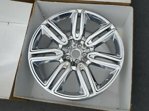 New 21 Bentley Continental Gt Flying Spur Oem Polished Factory Rim Front Rear