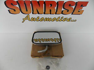 Nos Gm 14037600 14028267 Outside Mirror Vintage Chevrolet Gmc Pickup Truck t 32