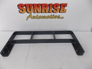 Tractor Grille Guard Gray