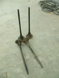 Dwarf Race Car Rear End Axles 10 Bolt You Build From Toyota Celica Parts