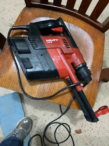 Hilti Te 5 Hammer Drill With Te 5 Drs Dust Removal System 001