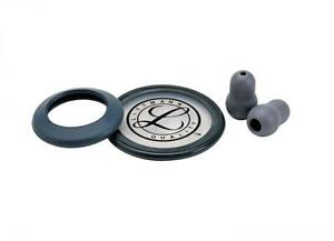 3m Littmann Stethoscope Spare Parts Kit Classic Ii S e Grey 40006 Grey