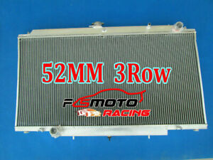 For Nissan Safari Patrol Y61 Gu 2 8 3 0 4 2l Turbo Diesel Mt Aluminum Radiator