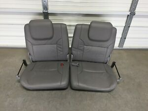 Toyota 4runner Third Row Seats Gray Leather Limited 2004 2009