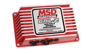 Ignition Control Module Msd 6421